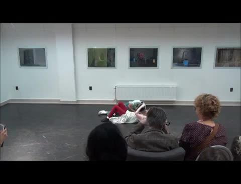 Watch and share Svetski Dan Igre - Bolero - Fakultet Umetnosti Priština GIFs on Gfycat