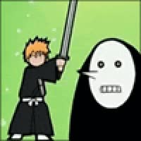 Watch and share Ichigo Vs Menos Grande GIFs on Gfycat
