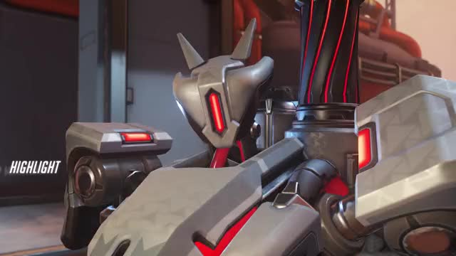 Watch and share Highlight GIFs and Overwatch GIFs by SteelUrMind on Gfycat