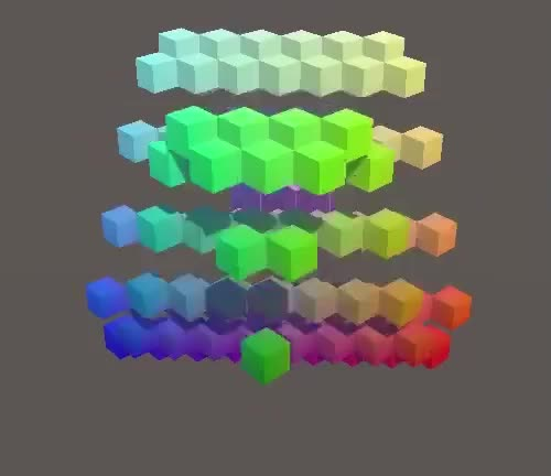 Watch and share Changing Graph Resolution GIFs by Catlike Coding on Gfycat
