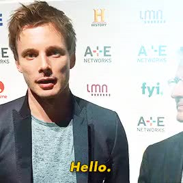 Watch and share Bradley James GIFs and Damiengif GIFs on Gfycat