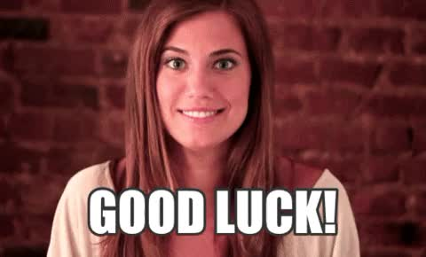 Watch this good luck GIF on Gfycat. Discover more good luck GIFs on Gfycat