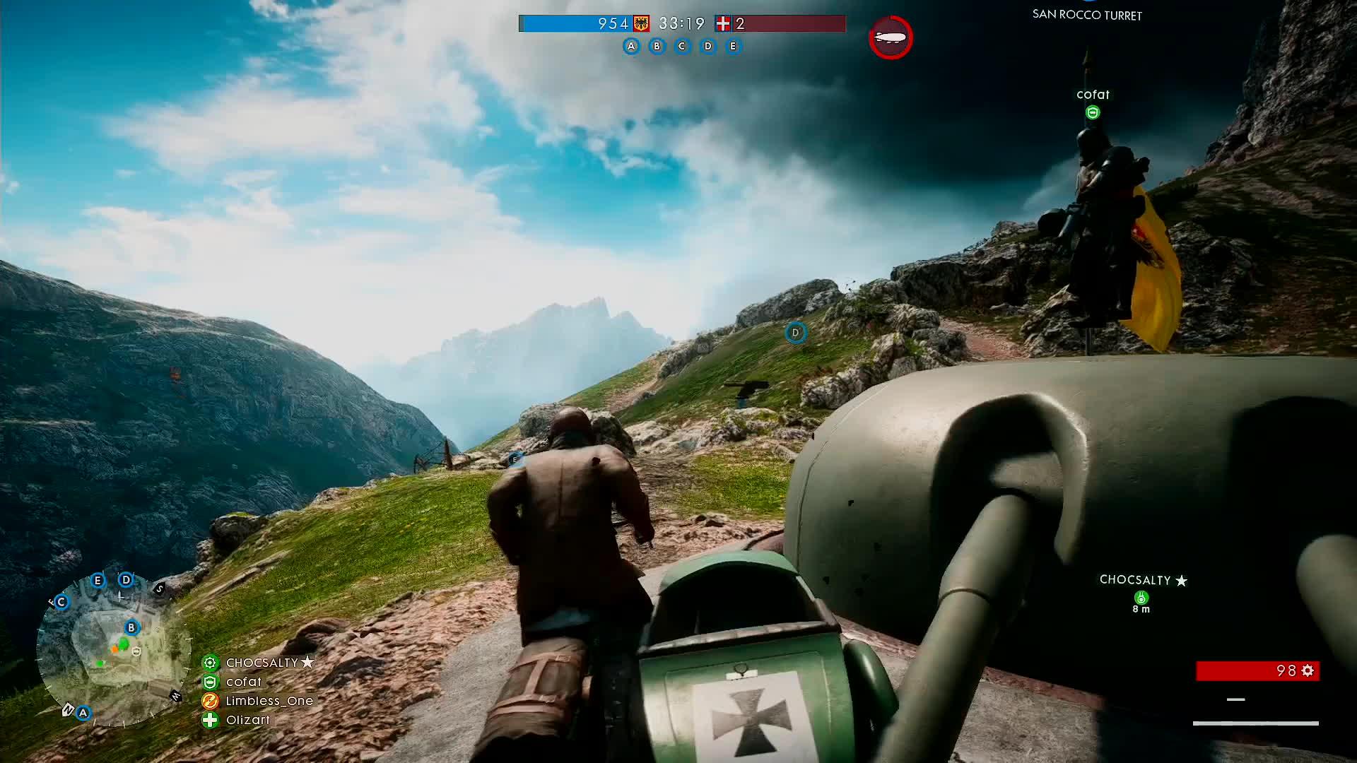 Battlefield 1, Battlefield1 Sidecar GIFs