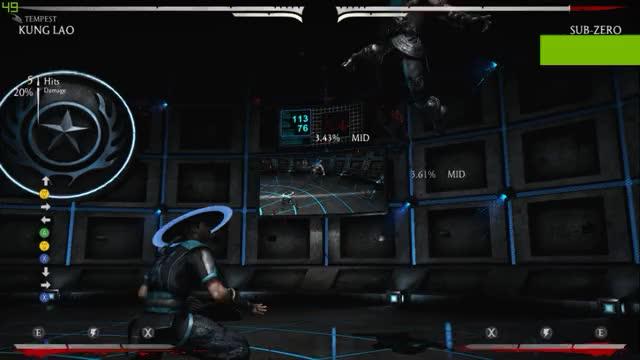 Watch and share Mortal Kombat X 2019.01.23 - 16.18.40.01 GIFs by John Fortnite Kennedy on Gfycat
