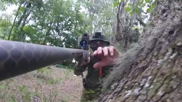 Watch How To Smash A Cheater!  Caught on Scope Cam - My Best Airsoft Game Yet! GIF on Gfycat. Discover more 2017, Airaoft, BTA, GamePlay, RHOP, airsoft, killcam, sniper GIFs on Gfycat