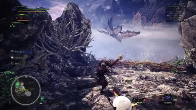 Watch MHW - Legianas Big Fall GIF on Gfycat. Discover more related GIFs on Gfycat