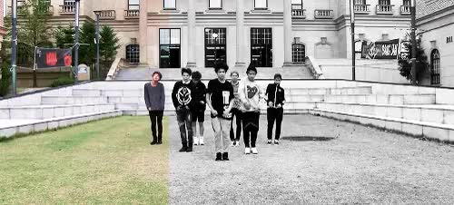 Watch and share Bangtan Boys GIFs and Rap Monster GIFs on Gfycat