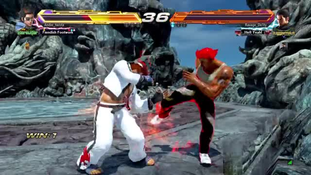 Watch Hwoarang can (Superman) punch too GIF on Gfycat. Discover more PS4share, Andre_twista, PlayStation 4, Sony Interactive Entertainment, TEKKEN™7 GIFs on Gfycat