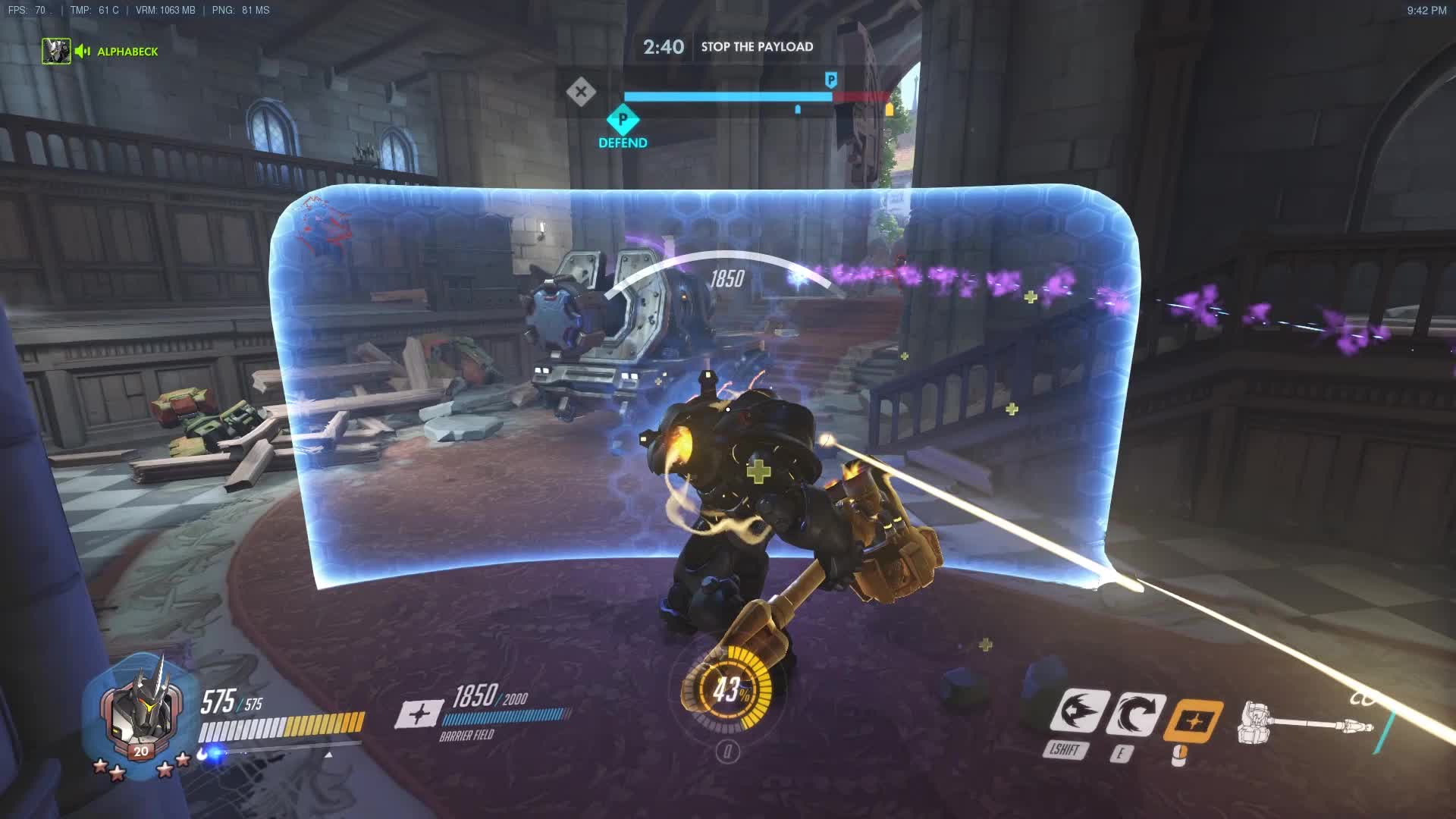 blizzard, bs, bullshit, dumb, rein, reinhardt, sombra, thanks jeff, wtf, hacked while charging GIFs