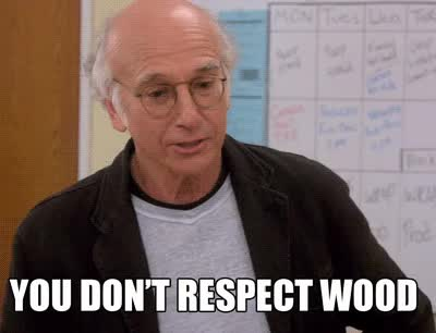 Watch and share Curb Your Enthusiasm GIFs and Larry David GIFs on Gfycat