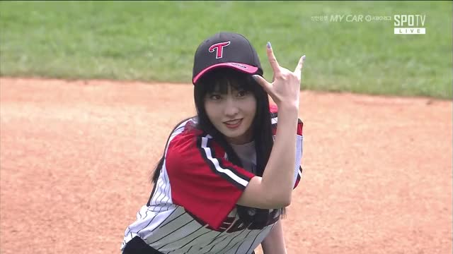Watch this baseball GIF by Blueones (@blueones) on Gfycat. Discover more baseball, kpop, momo, twice GIFs on Gfycat