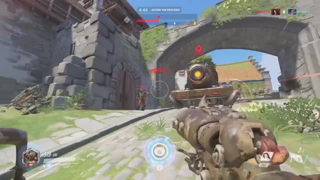 Watch and share Overwatch Montage GIFs and Roadhog Overwatch GIFs on Gfycat