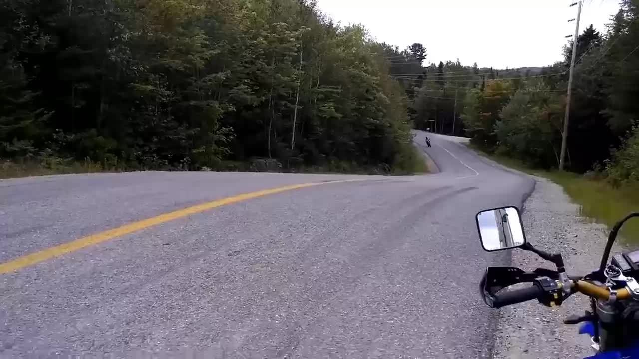 60fpsgifs, Motorcycles, Supermoto, I suppose that's one way to get some air GIFs