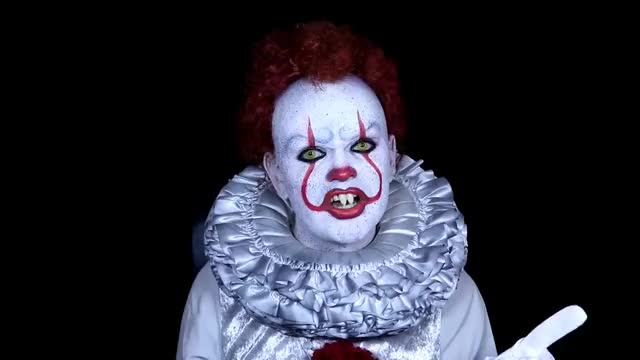 Watch IT Pennywise 2017 - Makeup Tutorial! GIF on Gfycat. Discover more related GIFs on Gfycat
