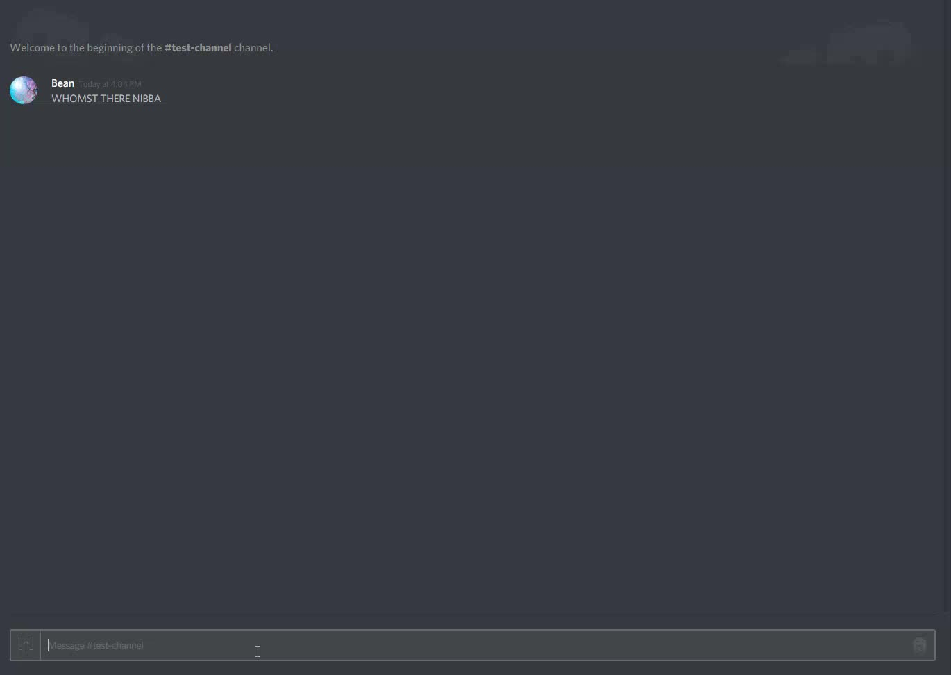 discordapp, I got tired of waiting for Discord to implement a quoting system, so I wrote a selfbot to see how it might work. (reddit) GIFs