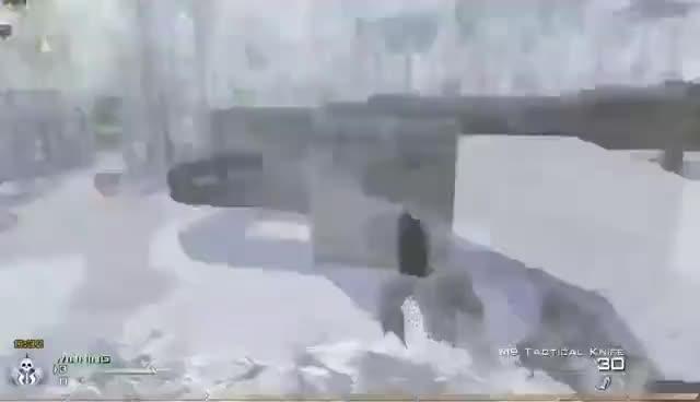 Crazy Mw2 Trickshot Reaction GIFs