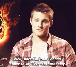 Watch and share Alexander Ludwig GIFs and The Hunger Games GIFs on Gfycat