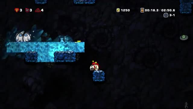 Watch and share Spelunky GIFs by bum on Gfycat