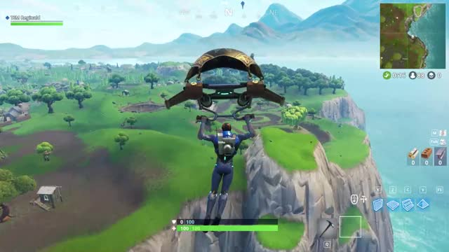 Watch and share W3 Treasure Map GIFs by fortnitemaster on Gfycat