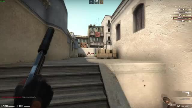 Watch CS:GO after animation update GIF by @ras on Gfycat. Discover more GlobalOffensive, gamephysics GIFs on Gfycat