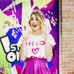 Watch ciao da violetta GIF on Gfycat. Discover more related GIFs on Gfycat