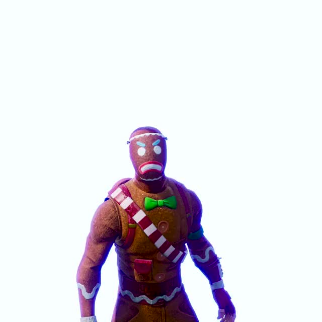 Watch Angry Marauder GIF by @laffengas on Gfycat. Discover more Fortnite, Gingerbread Man, Merry Marauder GIFs on Gfycat