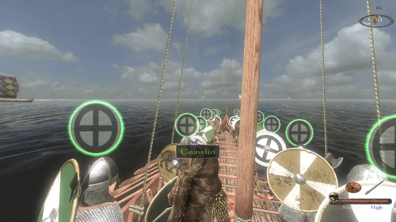 Mount and Blade, mountandblade, [Viking Conquest] A death worthy of a hero GIFs