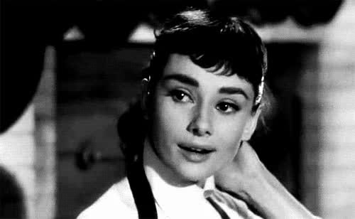 Watch retro GIF on Gfycat. Discover more audrey hepburn GIFs on Gfycat