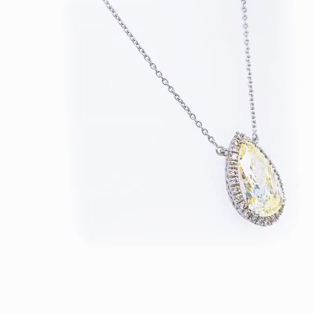 Watch and share Variety Gem - Custom Diamond Pendant GIFs by Variety Gem on Gfycat