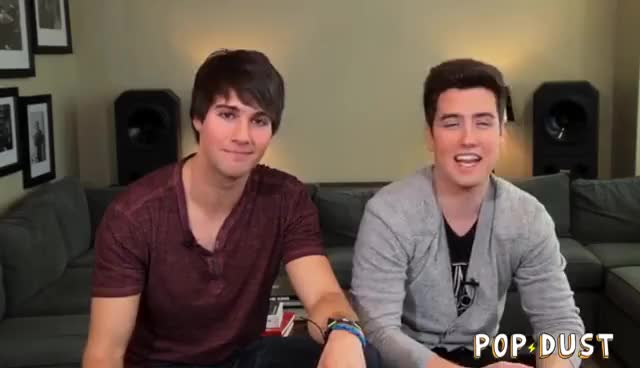 Watch and share Logan Henderson GIFs and James Maslow GIFs on Gfycat