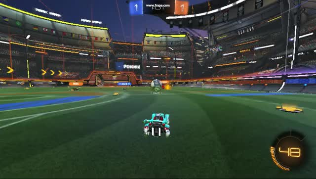 Watch and share RocketLeague 2019-02-01 02-14-49-86 GIFs by amekage on Gfycat