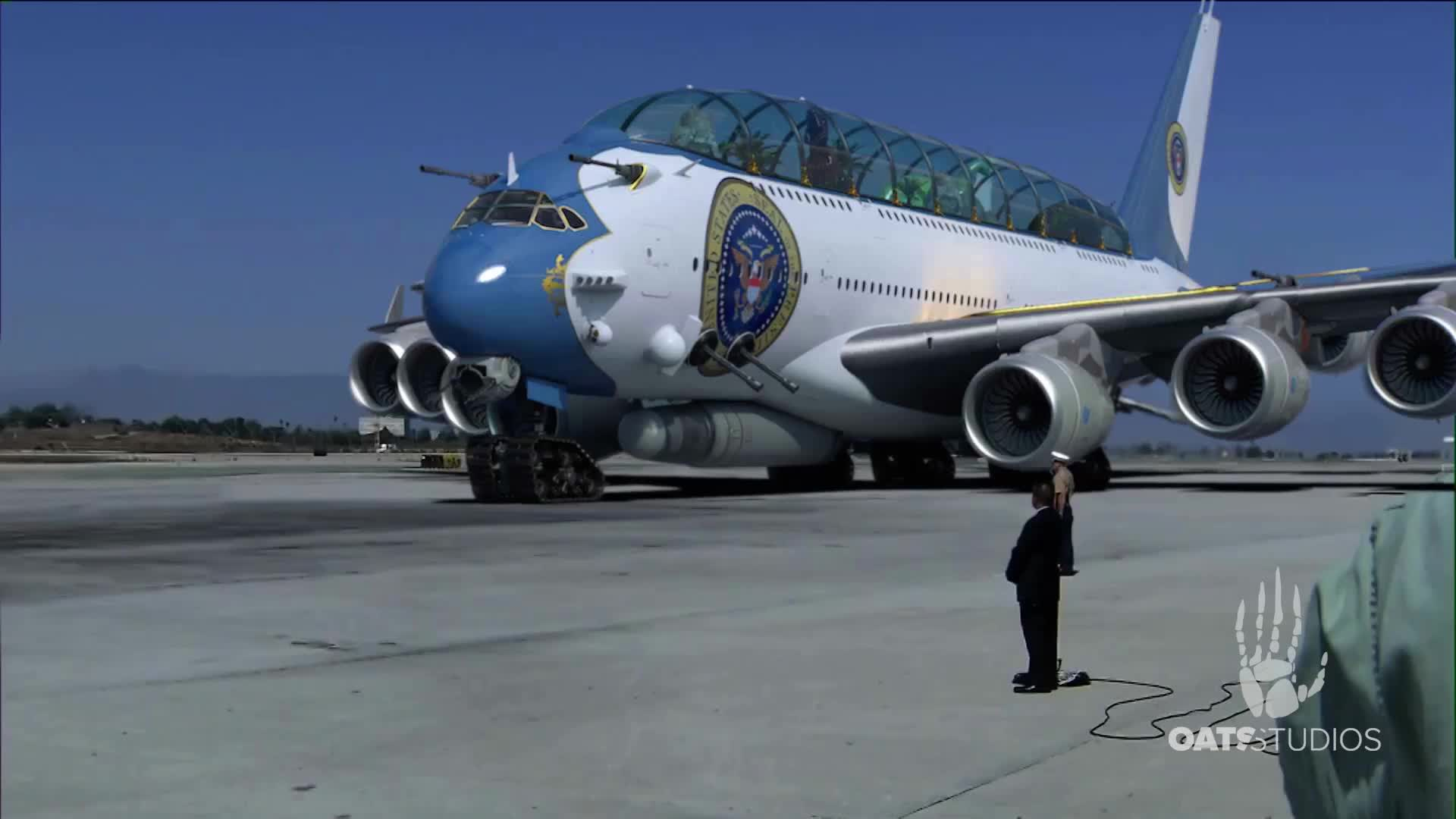 airforce, plane, president, Possible new Air Force One design GIFs