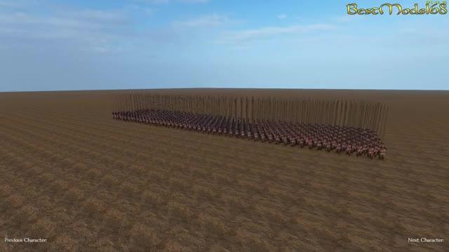 Watch and share Phalanx Mod 500 Phalanx Vs 500 Varyag [Bannerlord] (360p 30fps H264-128kbit AAC) GIFs on Gfycat