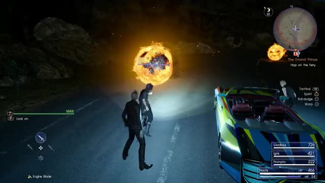 Watch and share Final Fantasy Xv GIFs and Ff15 GIFs on Gfycat