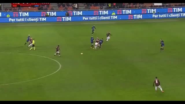 Watch and share Goal Cutrone Milan-Inter 1-0 Coppa Italia (27/12/2017) GIFs on Gfycat