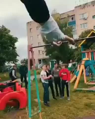 Watch and share Slav-workout GIFs on Gfycat