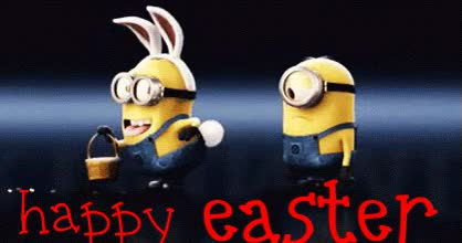 Watch and share Minions GIFs and Easter GIFs on Gfycat