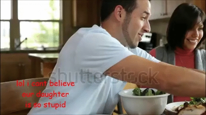 youdontsurf, Dinner with Dora GIFs