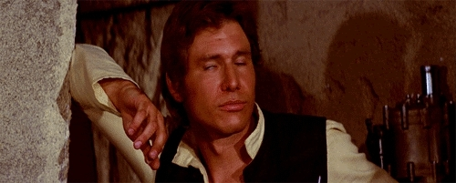 Han Solo Eye Roll GIFs
