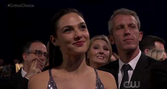 Watch Gal Gadot Blushing Critics Choice GIF by GIF Reactions (@visualecho) on Gfycat. Discover more Critics Choice, CriticsChoice, Gal Gadot GIFs on Gfycat