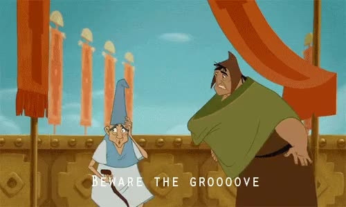 Watch Beware the Groove!! GIF on Gfycat. Discover more related GIFs on Gfycat