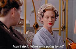 Watch the end of an era GIF on Gfycat. Discover more 2x13, abortion, anne dudek, betty draper, francine hanson, gif, gifset, january jones, mad men, s2, television GIFs on Gfycat