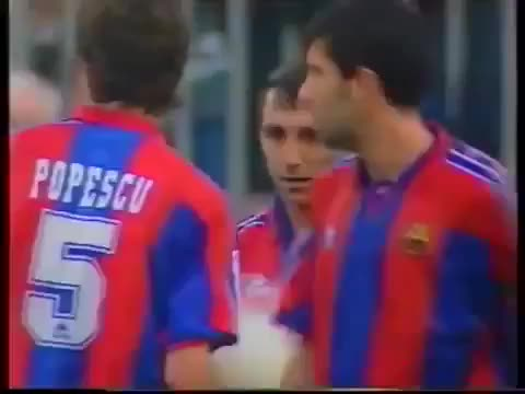 Watch STOICHKOV - Barcelona v Logrones, 1996 GIF on Gfycat. Discover more related GIFs on Gfycat