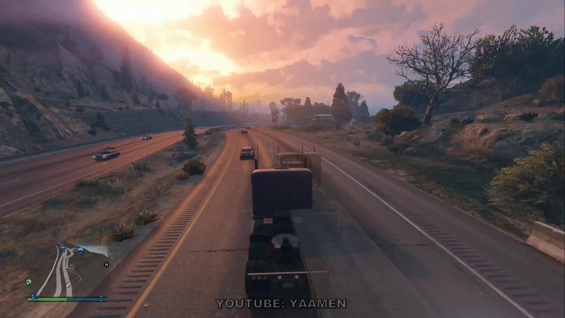 GTAV, gtav, I was messing around with a random in Passive Mode but didn't expect THIS to happen. (reddit) GIFs