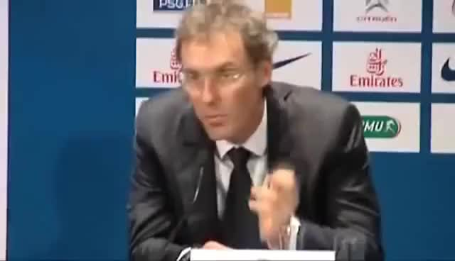 Watch and share Laurent Blanc GIFs on Gfycat