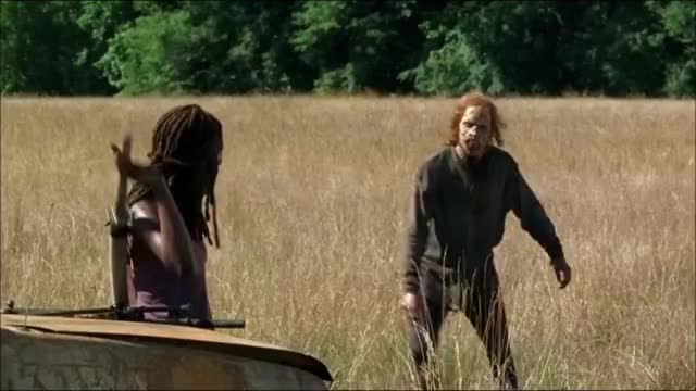 Watch and share The Walking Dead GIFs by Reactions on Gfycat