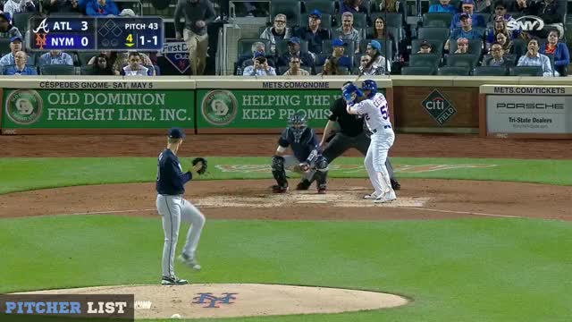 Watch Cespedes SL hit GIF on Gfycat. Discover more baseball GIFs on Gfycat