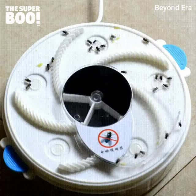Watch and share Electronic Fly Trap GIFs on Gfycat