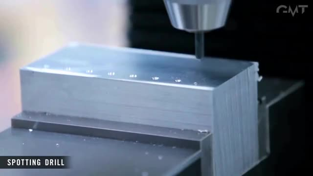Watch and share Crash Course In Milling: Chapter 9 - Drilling, Tapping, And Boring, By Glacern Machine Tools GIFs on Gfycat