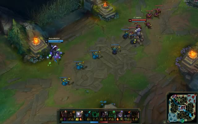 Watch and share PBE In A Nutshell Pepega GIFs on Gfycat